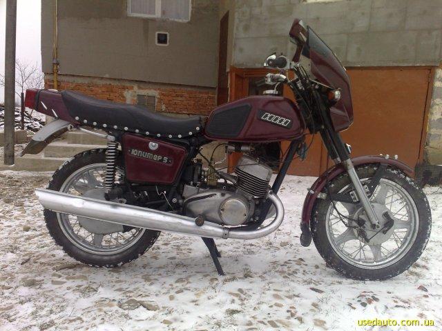 Иж иж юпітер 5 дорожный мотоцикл фото