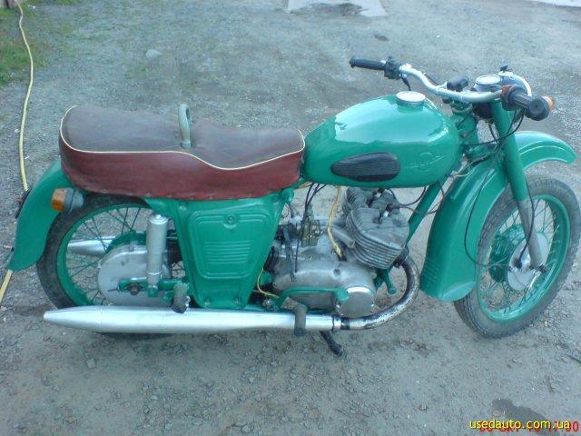Иж юпитер 2 дорожный мотоцикл фото 1