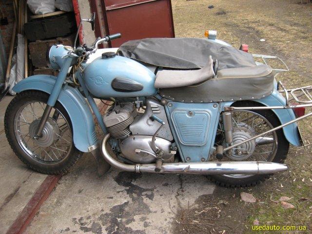 Иж юпитер дорожный мотоцикл фото 1