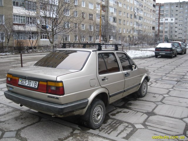 фольксваген джетта 1985 года