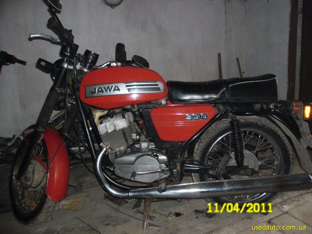 Ява 638 1985 г в