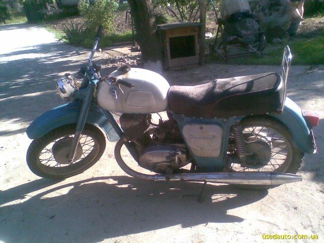 Фото мотоцикла иж планета 3