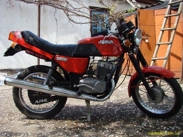 Задранная жопа мотоцикла