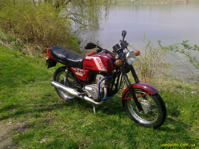 Ява 638 1990 г в