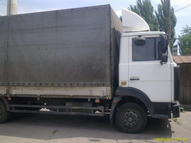 Продажа грузовых автомобилей МАЗ 4370 в городе Запорожье.