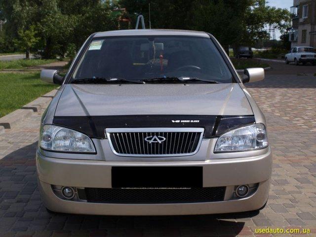 Чери амулет 2007 фото