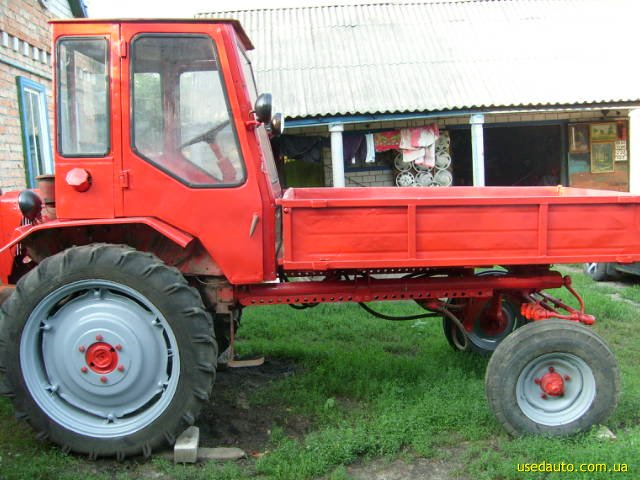 Продажа 1985 Т-16 в Полтаве - Сельскохозяйственный трактор. Купить ...
