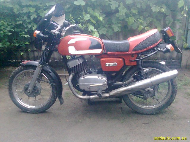 Ява cz дорожный мотоцикл фото 1