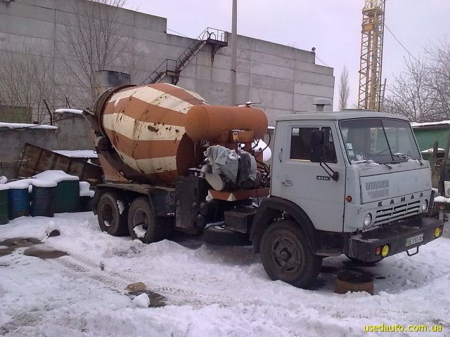 ...КАМАЗ 53212, фото #1.