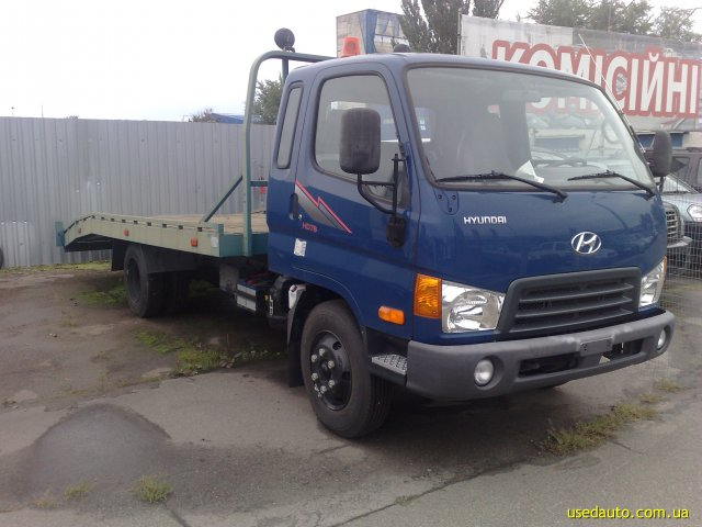 Hyundai hd 78 for Garage hyundai 78