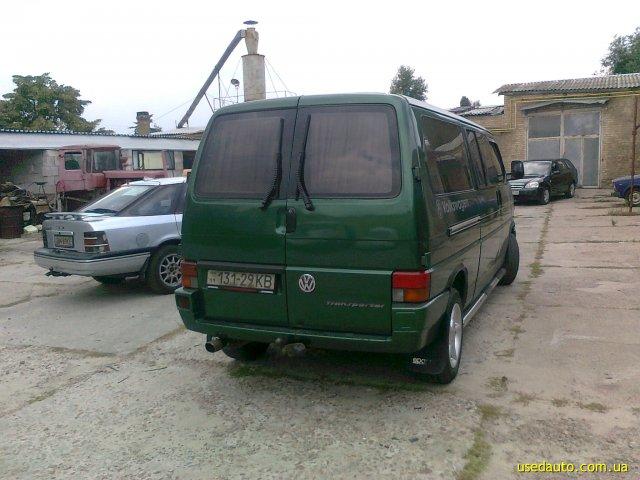 ������� ����������� Volkswagen Transporter � ... - CarGid.com.ua