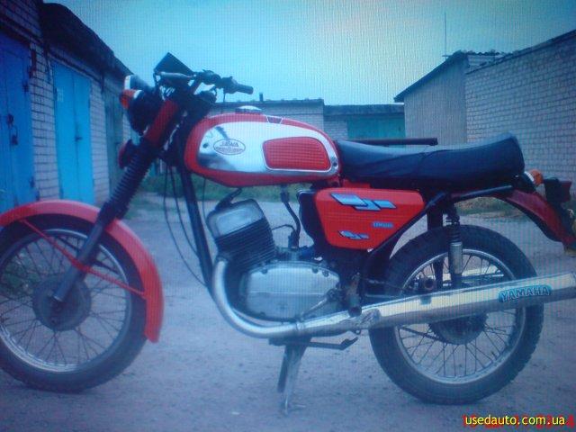 Продажа 1980 ява 634 в днепропетровске
