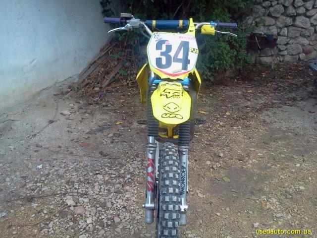 кроссовый мотоцикл чезет 250 #4