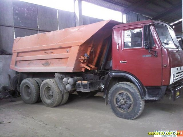 Продажа камаз 55111 сургут - 3c