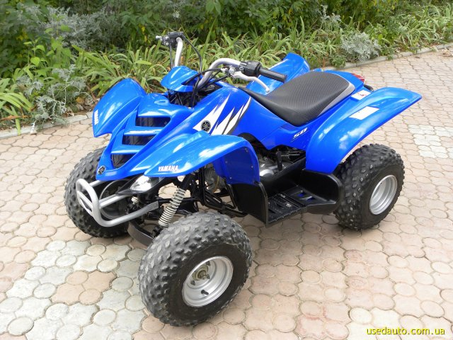 2008 yamaha raptor 50 for Yamaha raptor 50