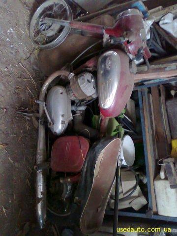 Ява 350 старушка дорожный мотоцикл