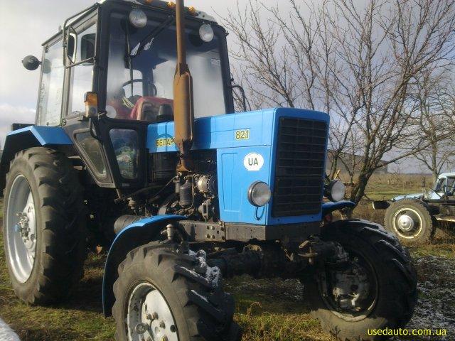 Трактор. белорус. Мтз. 821 купить в городе Ханты-Мансийске.