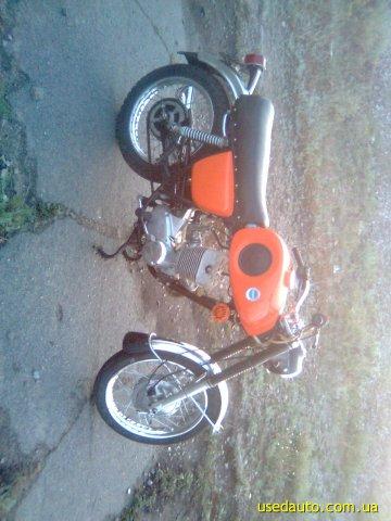 Продажа иж пс 350 дорожный мотоцикл