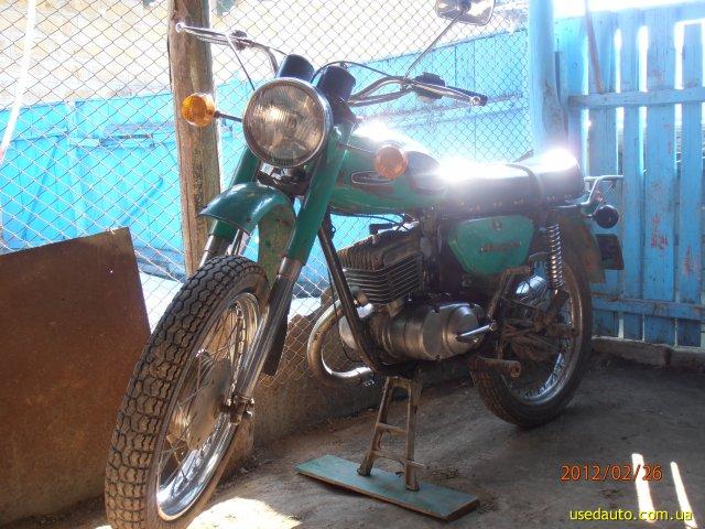 Минск 3 112 дорожный мотоцикл фото 1