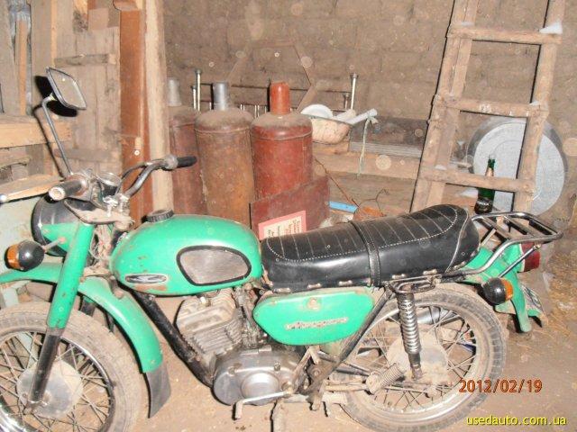 Минск ммвз 3 112 дорожный мотоцикл