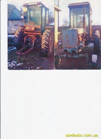Трактор Сумы: продажа б/у тракторов, купить бульдозер.
