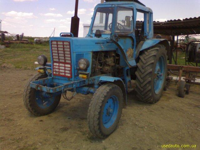 Продажа Трактор б/у МТЗ-82 , Сеялка сельскохозяйственная, фото 1.