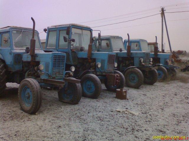 Продажа Трактора б/у в хор. состоянии МТЗ-80 , Сеялка сельскохозяйственная, фото #1.
