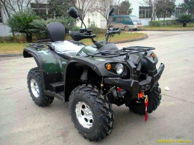 Продажа SPEED GEAR FORCE-700 НОВЫЙ!!! , Квадроцикл, фото #1