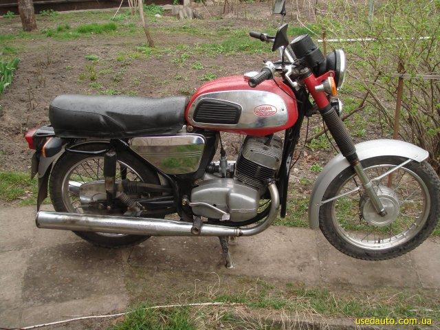 Продажа ява 350 634 дорожный мотоцикл