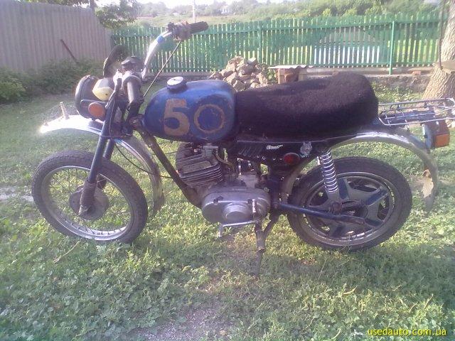 Минск дорожный мотоцикл фото 1