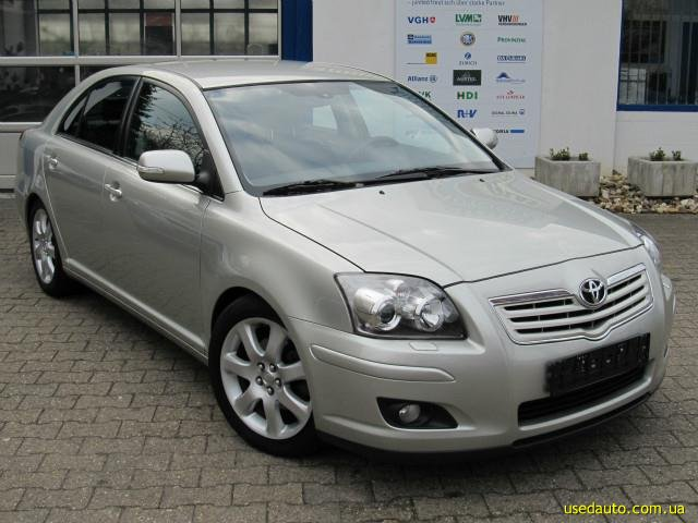 tuning toyota avensis 2008. Black Bedroom Furniture Sets. Home Design Ideas