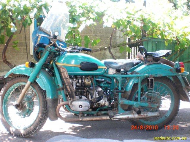 Урал имз8 дорожный мотоцикл фото 1