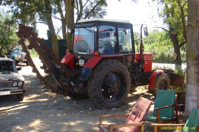 Трактор МТЗ-80 (УК), б/у, 1995 г.в.   Трактора МТЗ БУ.