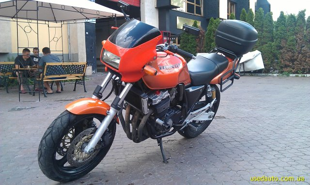 Продажа HONDA CB400.