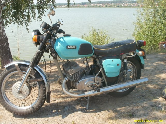 коляска на мотоцикл иж 5 #8