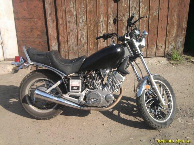 Продам мотоцикл Ямаху Вираго 500 в рабочем состоянии. Кардан. V