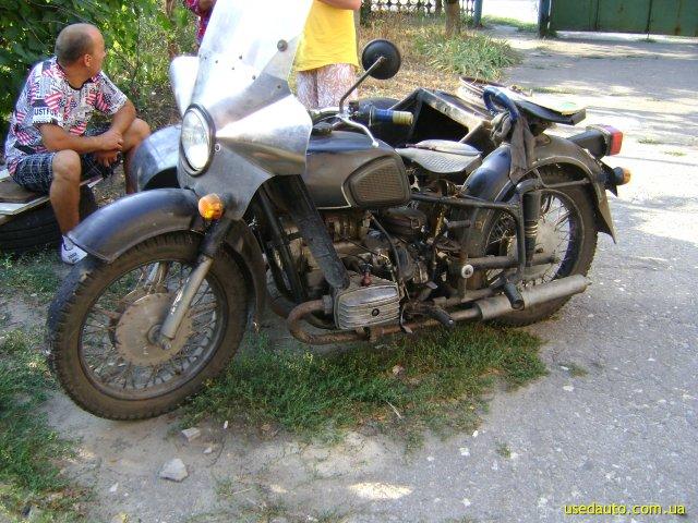 Днепр мт 16 дорожный мотоцикл фото 1