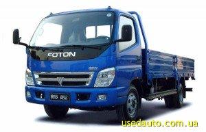 Продажа FOTON Forland , Тентованый грузовик, фото #1