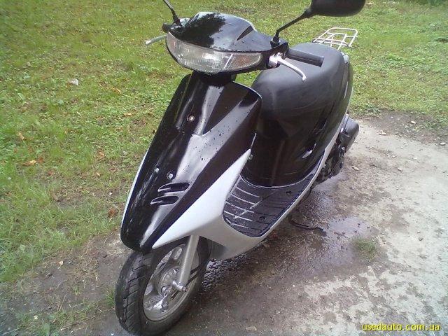 Скутер хонда дио 27 фото