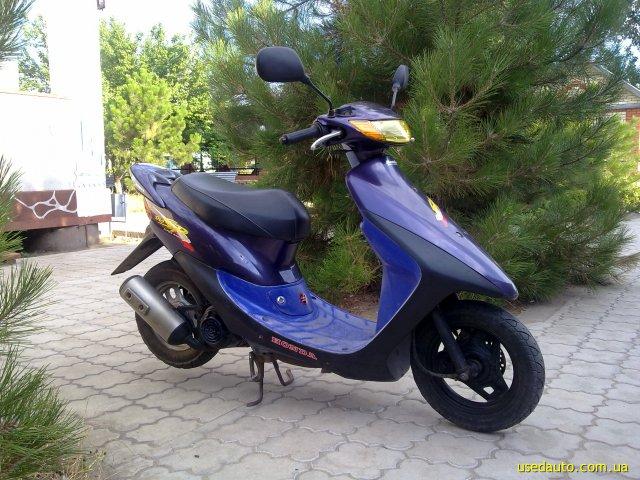 Honda dio af 35 zx фото