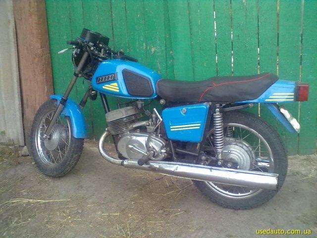 Продажа иж юпитер 5 дорожный мотоцикл