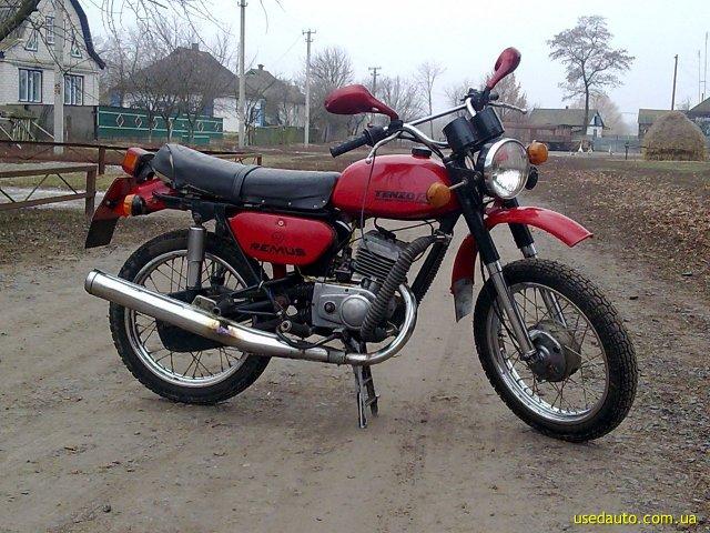 Минск м105 дорожный мотоцикл фото 1