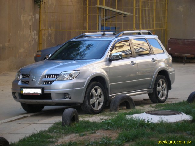 Mitsubishi Outlander (МИЦУБИСИ) …