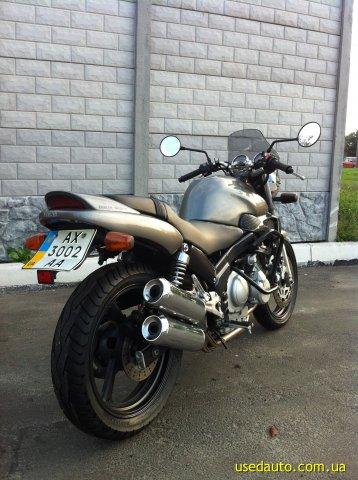 Yamaha fzx 250 zeal исправен, птс, с пробегом
