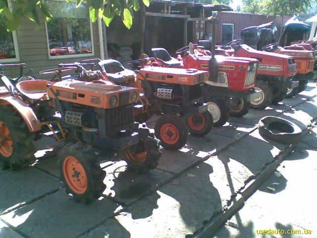 Продажа б/у мини трактора Акция! kubota b 6000 , Сельскохозяйственный трактор, фото #1