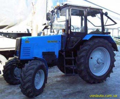 Продажа MT-3 892 бу на AUTO.RIA: купить МТЗ 892 Беларус в.