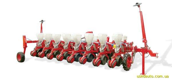 Продажа Вега 8 Сеялка универсальная пнев  , Сельскохозяйственный трактор, фото #1