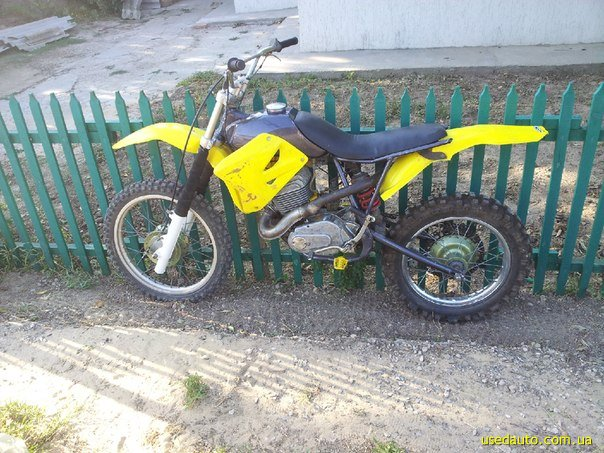 Иж п с кроссовй мотоцикл фото 1
