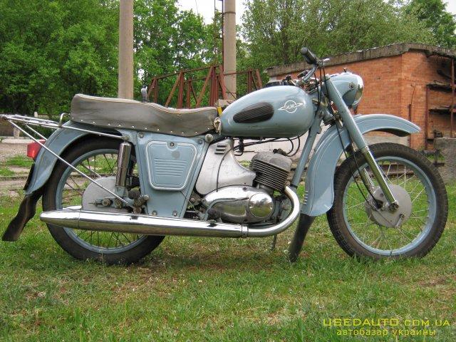 Иж иж юпитер 2 дорожный мотоцикл фото