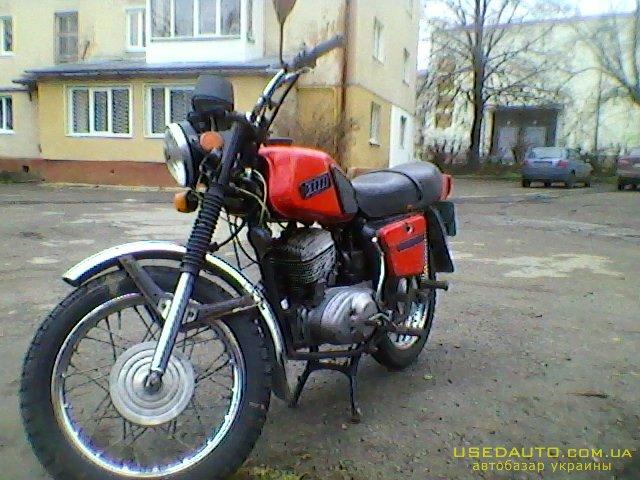 Иж планета 5 дорожный мотоцикл фото 1